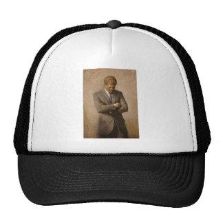 John F. Kennedy Portrait Trucker Hat