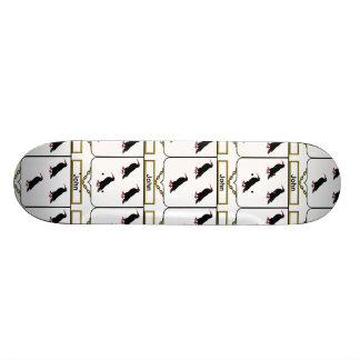 John Family Crest Skate Board Decks