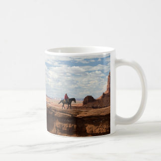 John Ford's Point in Monument Valley Coffee Mug
