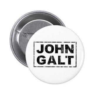 John Galt Pinback Button