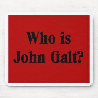 John Galt Mouse Pad