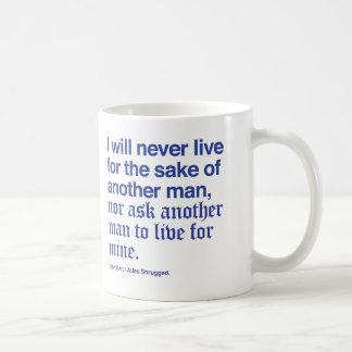 John Galt's pledge Mug