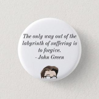 John Green Pin