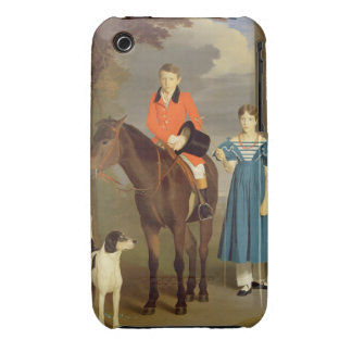 John Gubbins Newton and his Sister Mary, 1832-33 ( iPhone 3 Covers