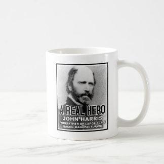 John Harris Bacon Hero Funny Mug