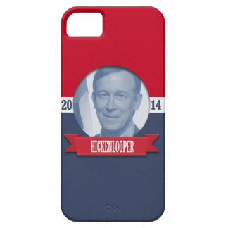 JOHN HICKENLOOPER CAMPAIGN CASE FOR iPhone 5/5S
