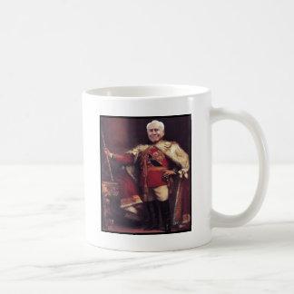 John Howard Basic White Mug