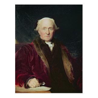 John Julius Angerstein, 1816 Postcard