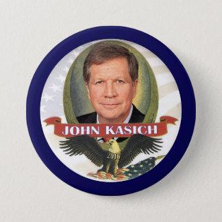 John Kasich 2016 7.5 Cm Round Badge