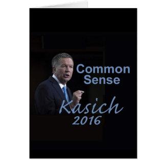 John KASICH 2016 Card