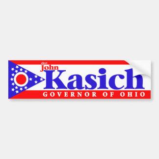 John Kasich Bumper Sticker