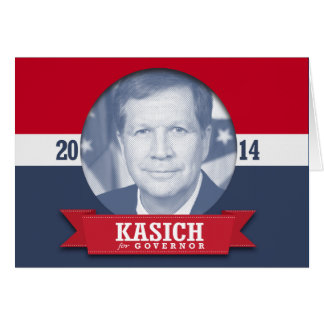 JOHN KASICH CAMPAIGN GREETING CARDS