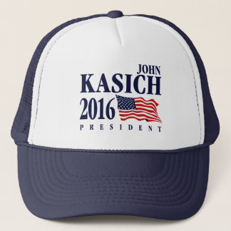 John Kasich For President Trucker Hat