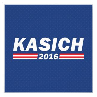 John Kasich, Kasich 2016 Photo Print