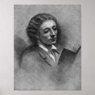 John Keats Poster