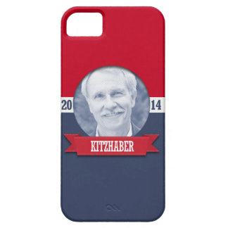 JOHN KITZHABER CAMPAIGN iPhone 5/5S COVER