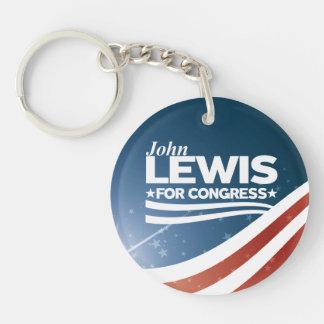 John Lewis Key Ring