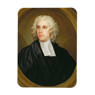 John Lloyd, Curate of St. Mildred's, Broad Street, Rectangular Photo Magnet