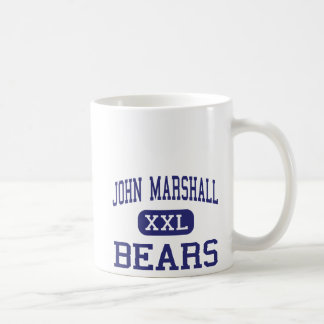 John Marshall - Bears - High - Oklahoma City Coffee Mug