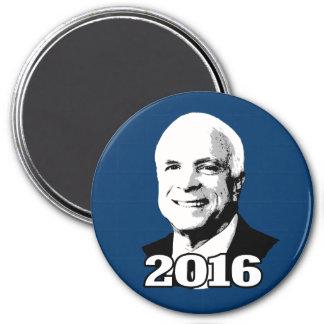 JOHN MCCAIN 2016 CANDIDATE MAGNET