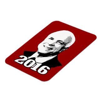 JOHN MCCAIN 2016 CANDIDATE MAGNETS