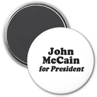 John McCain for President Magnet