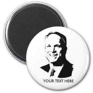 John McCain Magnet / Customized
