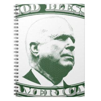 John McCain Notebook
