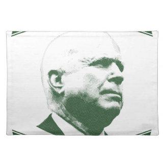 John McCain Placemat