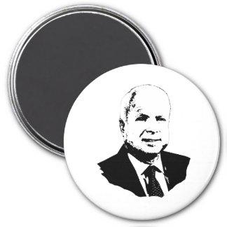John McCain - png Refrigerator Magnet