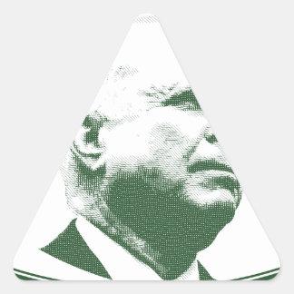 John McCain Triangle Sticker