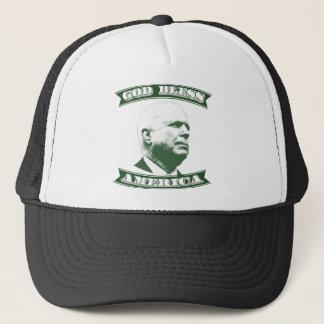 John McCain Trucker Hat