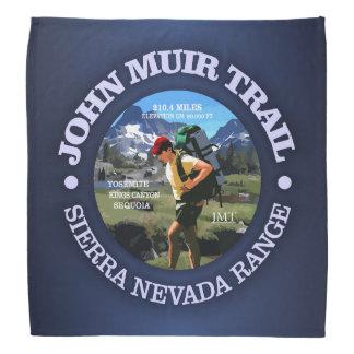 John Muir Trail (Hiker C) Bandana