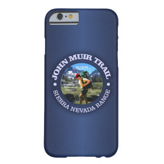John Muir Trail (Hiker C) Barely There iPhone 6 Case
