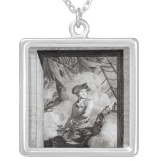 John Paul Jones Silver Plated Necklace