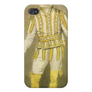 John Pritt Harley  as Pedrillo iPhone 4 Case