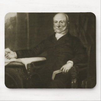 John Quincy Adams, 6th President of the United Sta Mouse Pad