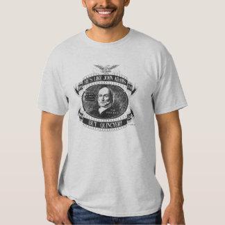John Quincy Adams Campaign T-Shirt
