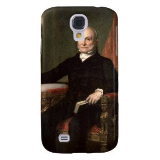 John Quincy Adams Samsung Galaxy S4 Cases
