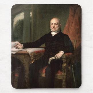 John Quincy Adams Mousepad