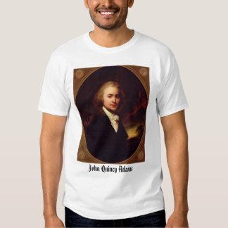 John Quincy Adams Tee Shirt