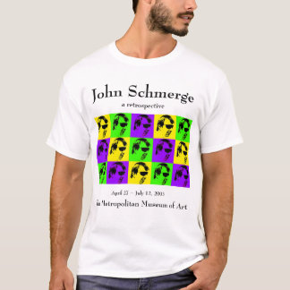 John Schmerge retrospective T-Shirt