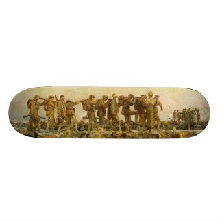 John Singer Sargent - Gassed Skateboards