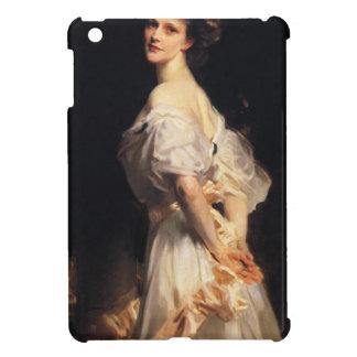 John Singer Sargent - Nancy Astor - Fine Art iPad Mini Covers