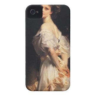 John Singer Sargent - Nancy Astor - Fine Art iPhone 4 Cover