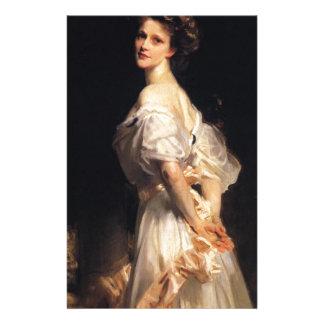 John Singer Sargent - Nancy Astor - Fine Art Stationery