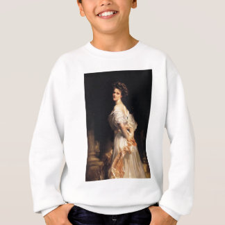 John Singer Sargent - Nancy Astor - Fine Art Sweatshirt