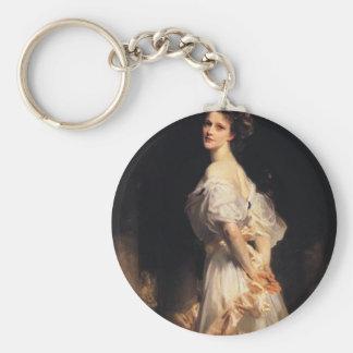 John Singer Sargent - Nancy Astor Key Ring