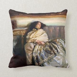 John Singer Sargent Nonchaloir Pillow Cushion