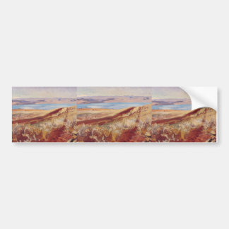 John Singer Sargent- The Dead Sea Bumper Sticker